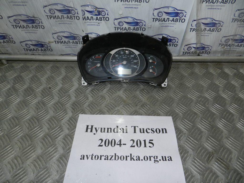 приборная панель Tucson 2004-2014