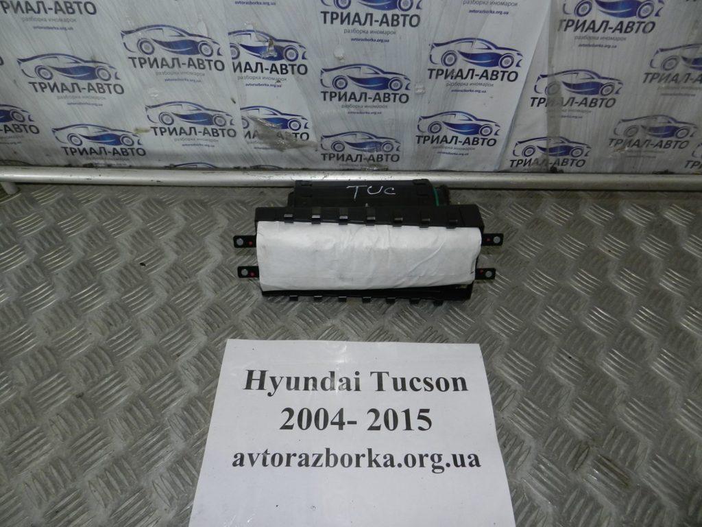 подушка в торпеду без накладки Tucson 2004-2014