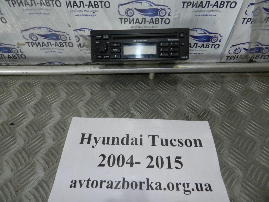 магнитофон штатный Tucson 2004-2014