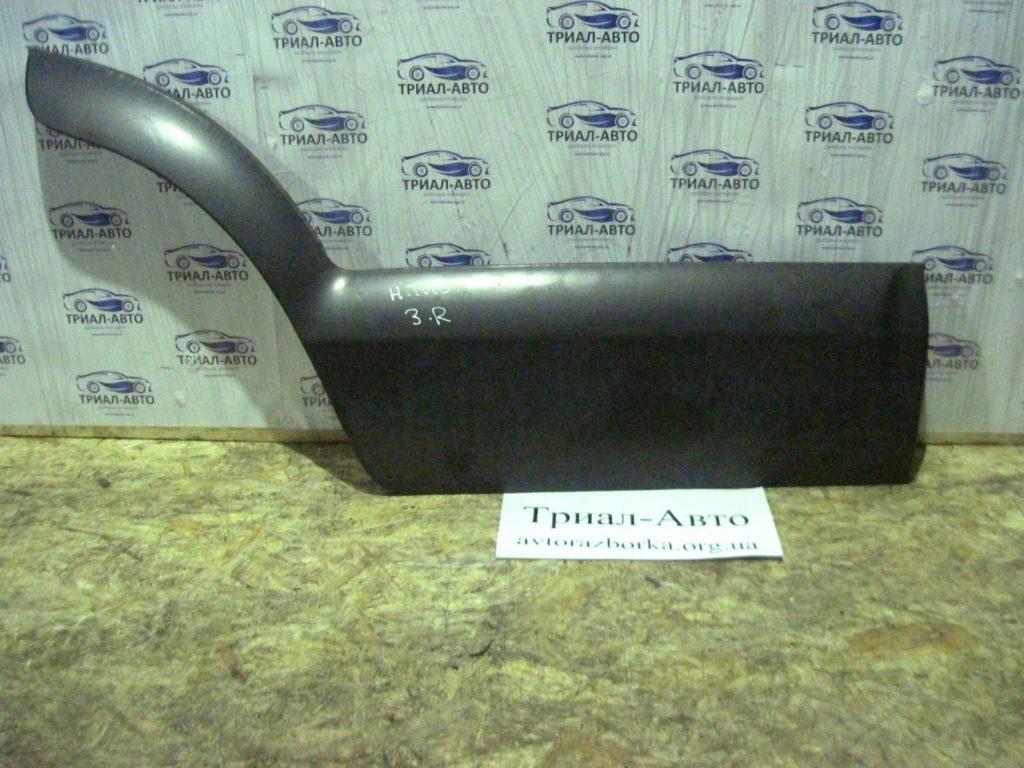 накладка двери задняя правая Tucson 2004-2014