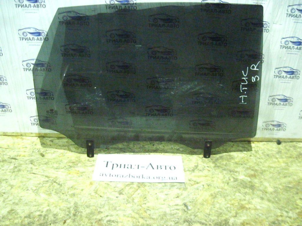 стекло боковое заднее правое Tucson 2004-2014