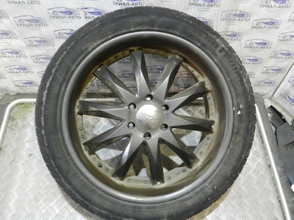 Диски на Toyota Prado R22