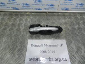 Ручка двери наружная задняя правая на Megane 3 2008-2015