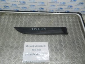 Накладка двери задняя правая на Megane 3 2008-2015