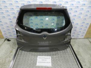 Крышка багажника на Megane 3 2008-2015