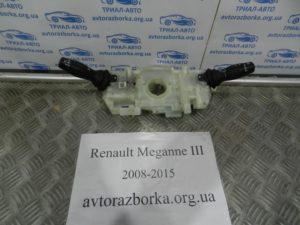 Подрулевые переключатели на Megane 3 2008-2015