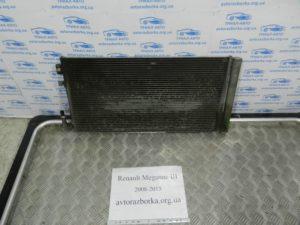 Радиатор кондиционера на Megane 3 2008-2015