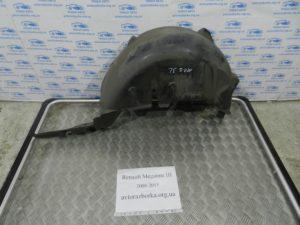 Подкрылок задний левый на Megane 3 2008-2015