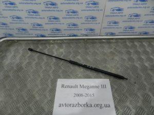 Амортизатор капота на Megane 3 2008-2015