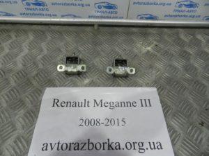 Навесы крышки багажника пара на Megane 3 2008-2015