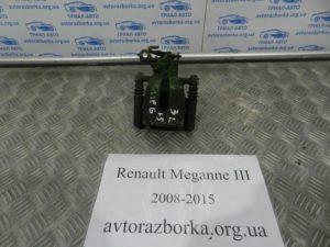 Суппорт задний левый на Megane 3 2008-2015