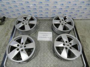 Диски R16 комплект на Megane 3 2008-2015
