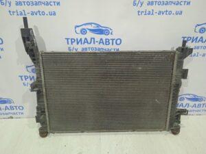 Радиатор охлаждения Focus III  1,6 Дизель на Focus 3