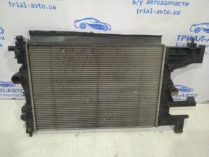 Радиатор охлаждения Astra J  1,7 дизель на Astra J