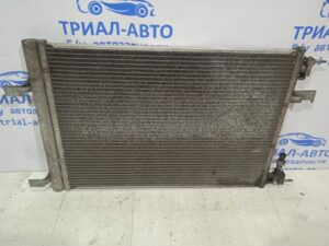 Радиатор кондиционера Astra J  1,7 дизель на Astra J