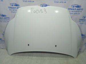 Капот Focus III  дорестайлинг на Focus 3