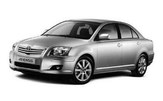Разборка Avensis 2003 — 2009