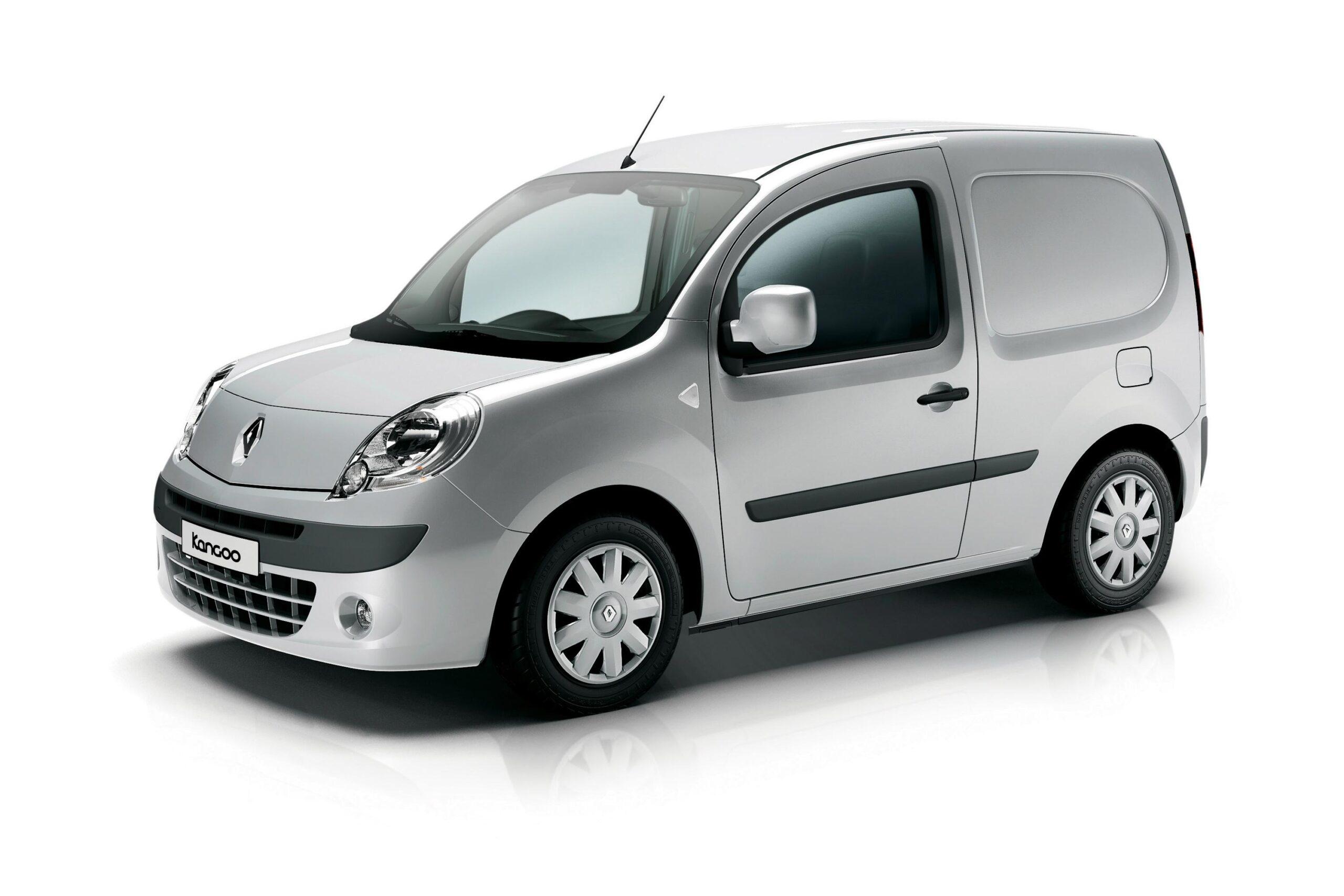 Разборка Renault Kangoo 2008-2019